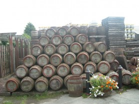 Lovely Beer Barrels - Theakstons