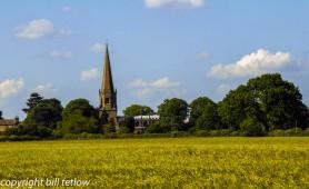 Masham Church by Bill Tetlow