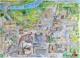 Masham Map by Rob Blades