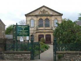 Masham Methodist Church on Park Street