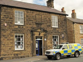 Masham Old Police House  - Now Our Community Office & Tourist Info