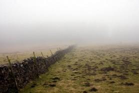 Masham in Mist by Mike Bentley