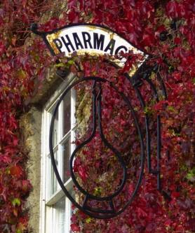 Pharmacy.  K Holland