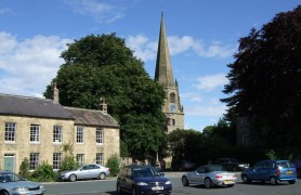 St. Mary's Church from Market Place