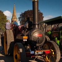 Steam Rally by Bill Tetlow (2)